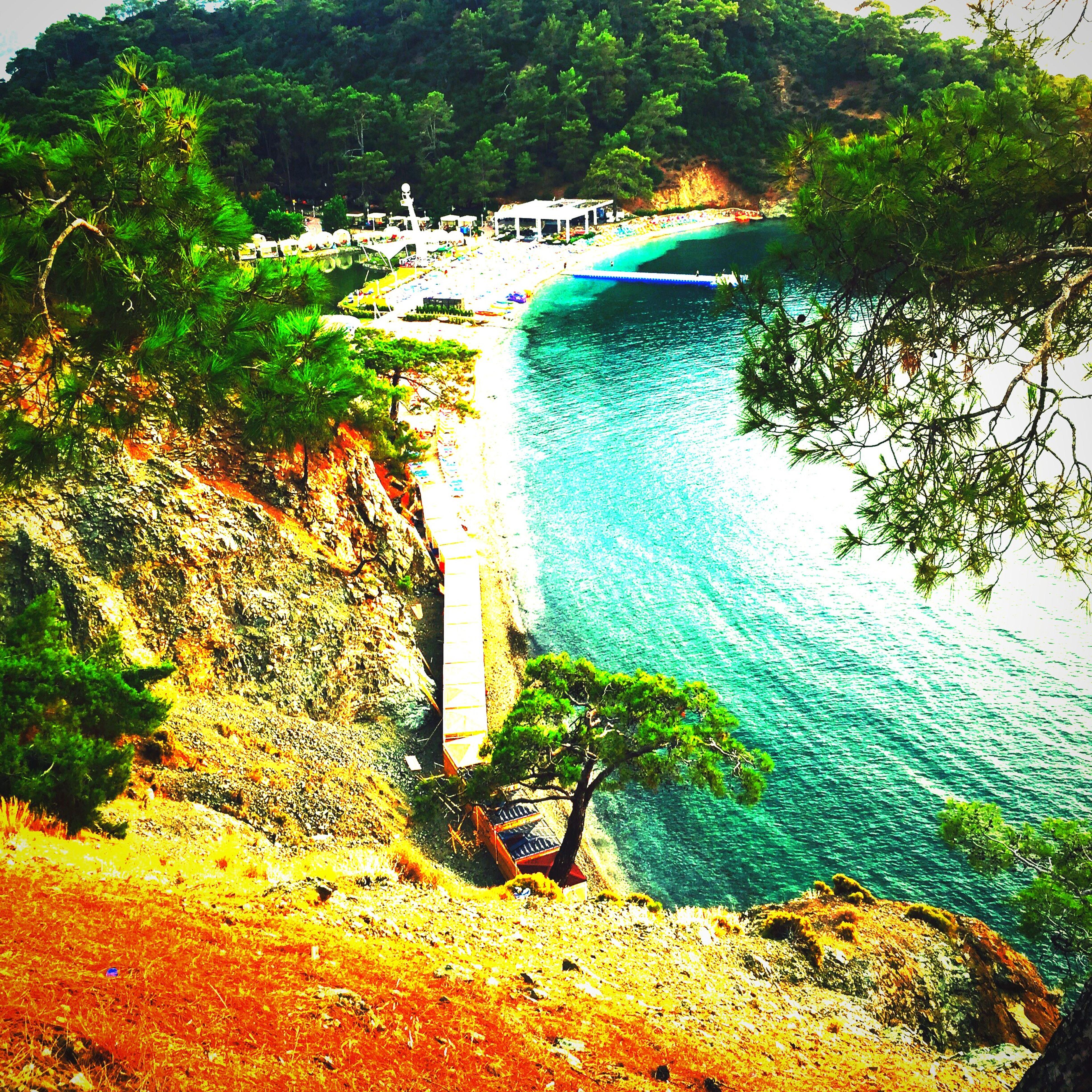 Kuleli Koyu Kulelikoyu Tatil Mutluluk Doğa Deniz Kum Gunes Eğlence Manzara