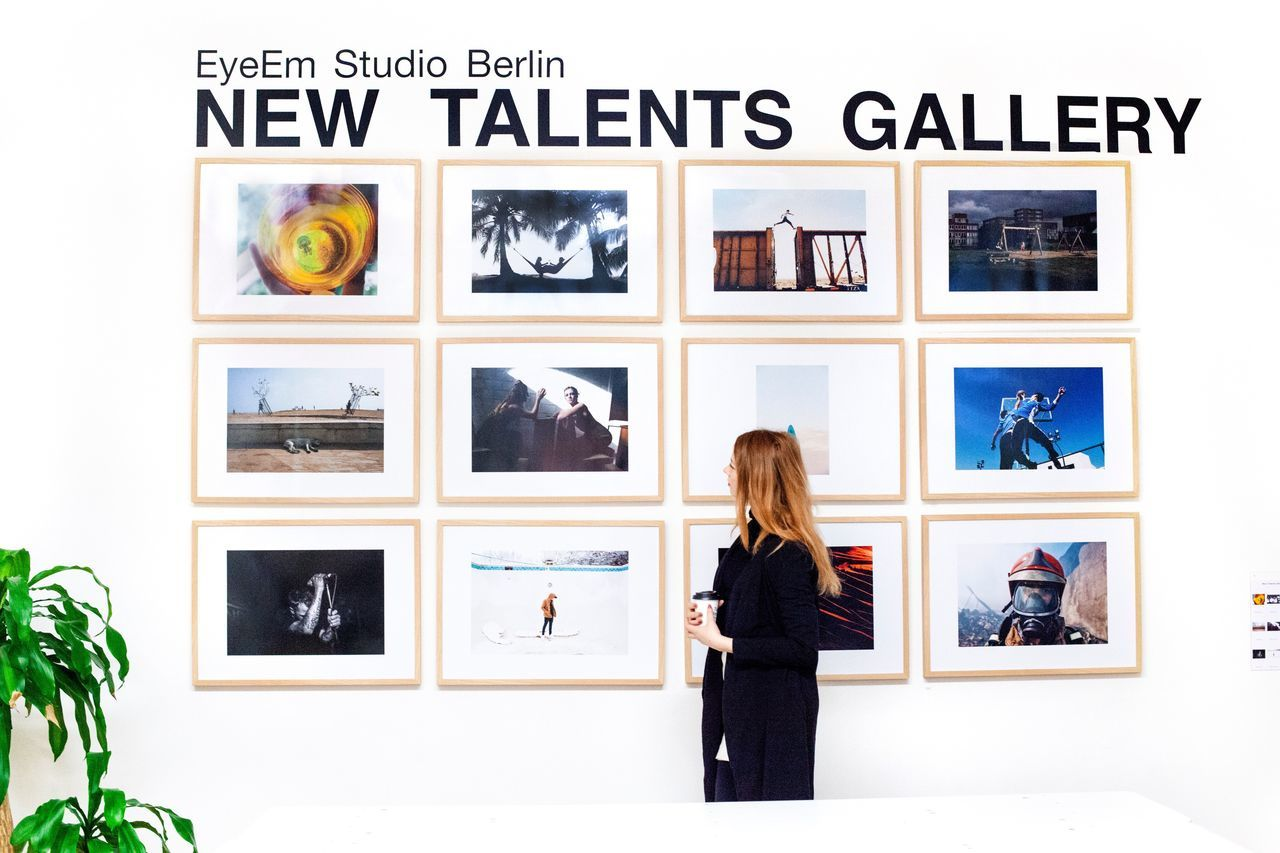 The New Talents Gallery January 2017 is up on our walls — yippee! 🌟 https://www.eyeem.com/blog/new-talents-gallery-feb-2017/