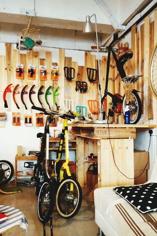 Hong Kong Bikelife Wooden Cafe Leisure Time Tea Time OpenEdit