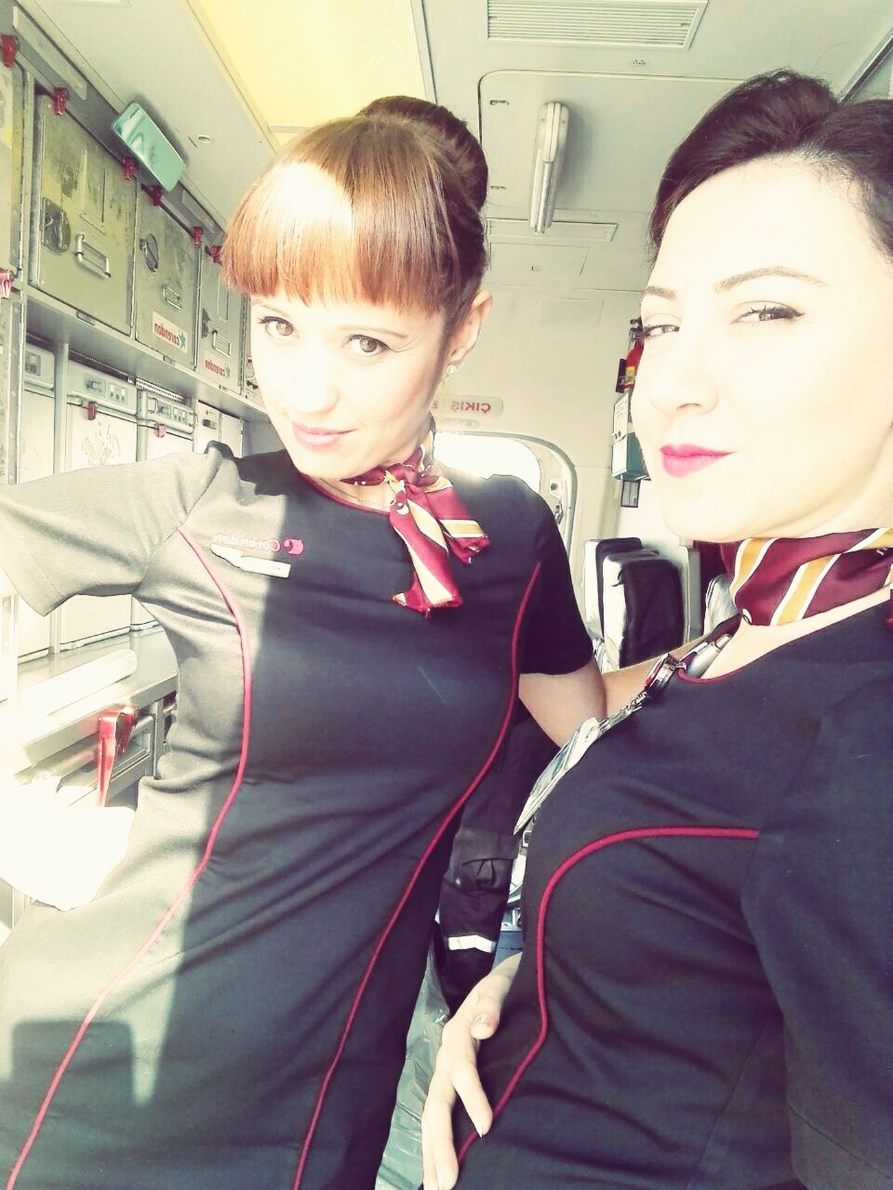 Flight ✈ FlightTeam Cabin Crew Cabincrew Airport Airplane Lifeofcabincrew Instaplane #aircraft #cabincrew #airport