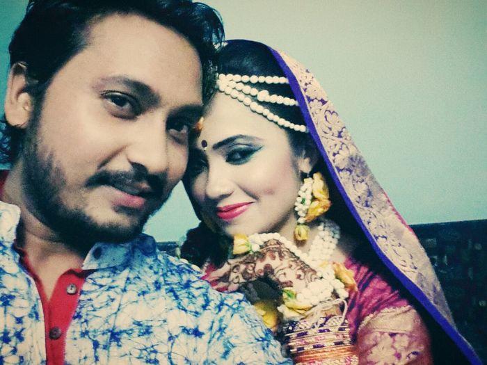 Beautiful Bengali Bride. Freinds