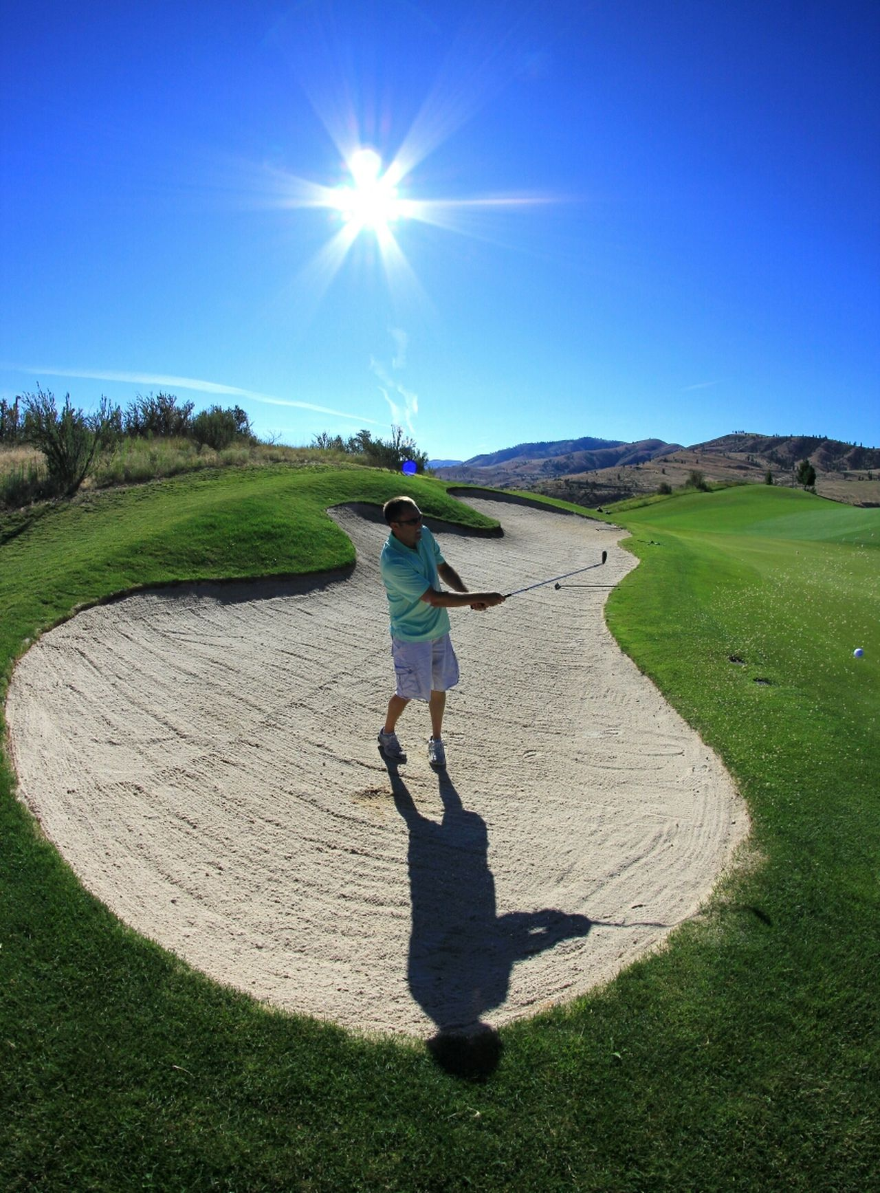 Beautiful stock photos of golf, Activity, Casual Clothing, Caucasian Ethnicity, Chelan