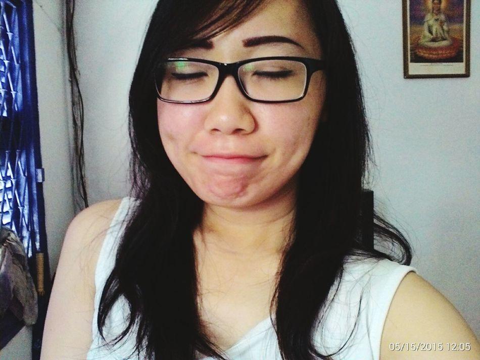 Selfportrait Asiangirl Medanese Chinese Beauty