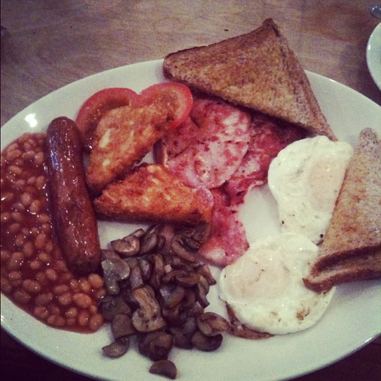 Full English breakfast Foodspotting