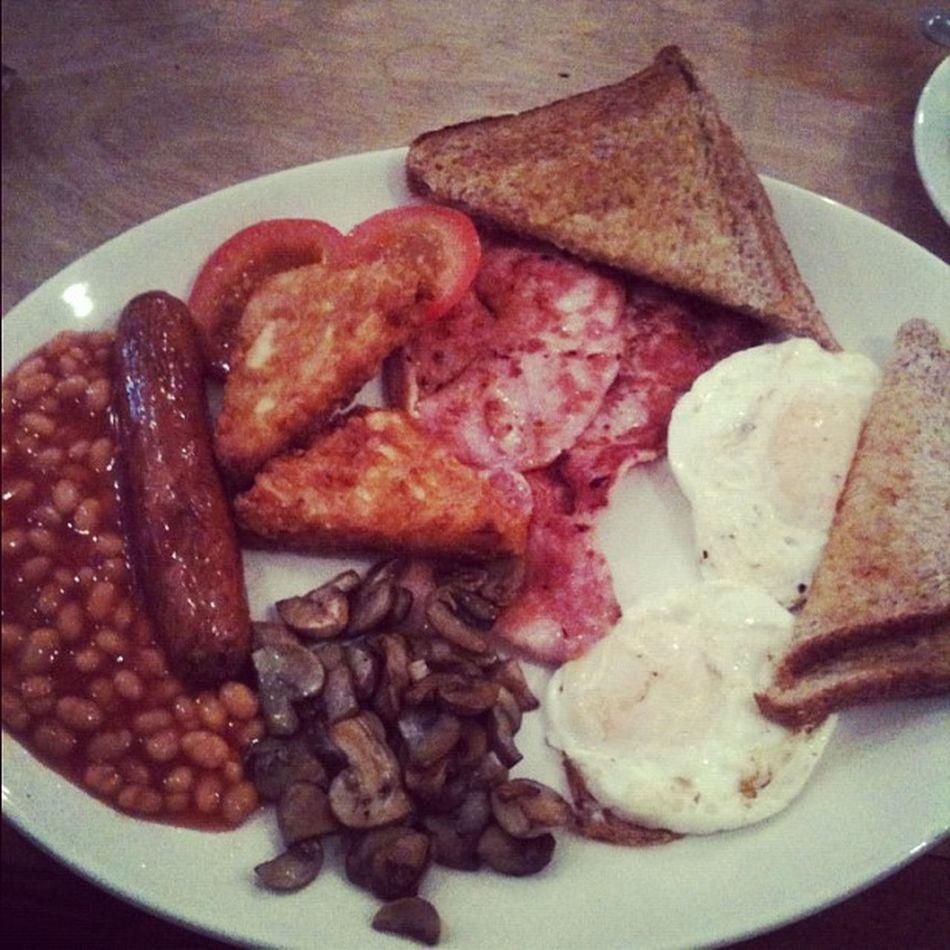 Full English breakfast Foodspotting