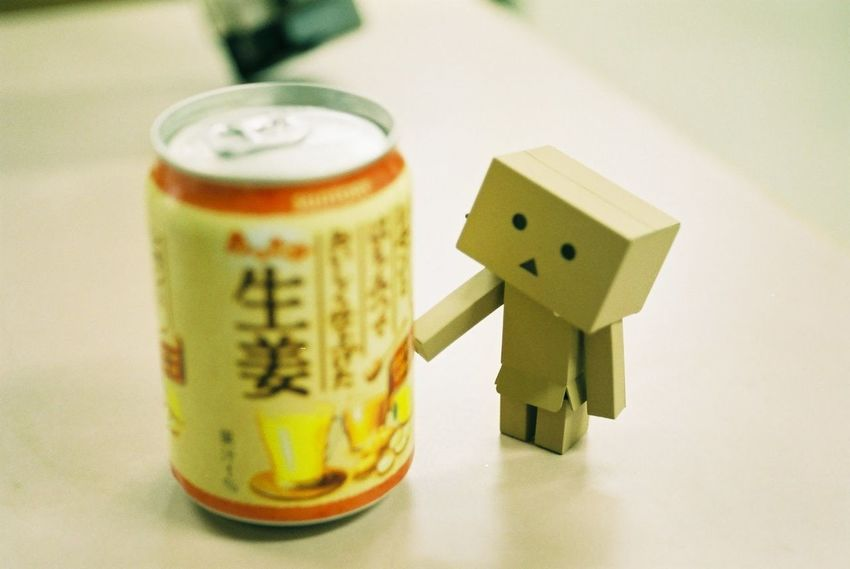Danbo Fujicolor Industrial 100 Pentax SpII Drink Indoors  No People Close-up Day