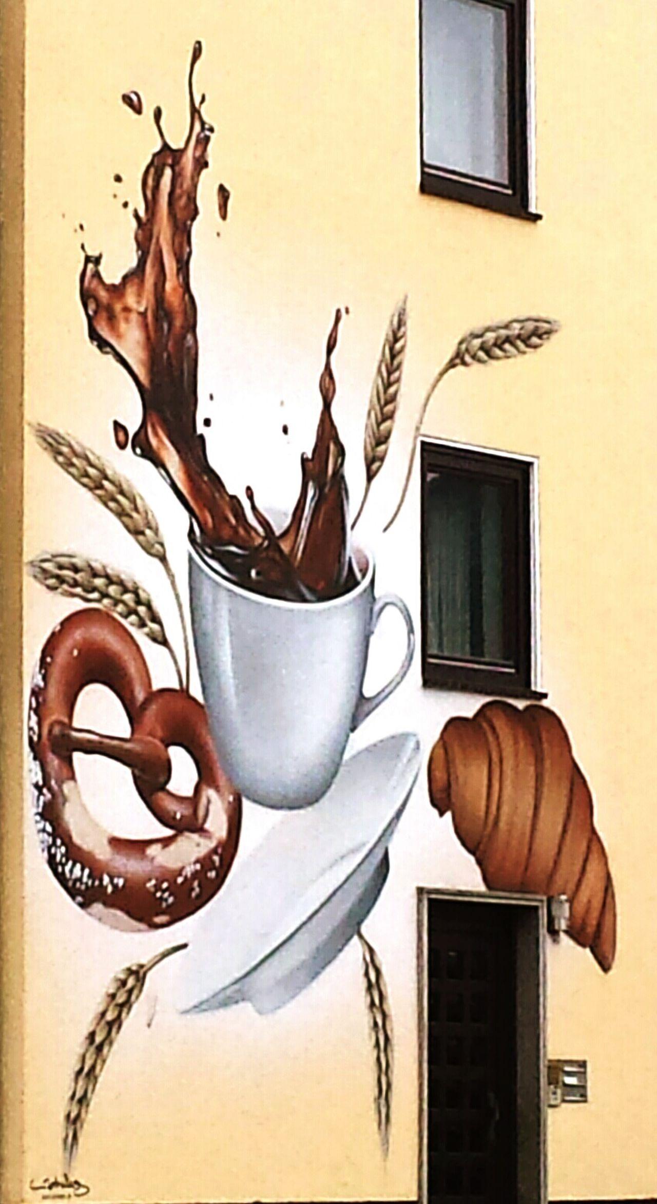 Liquid Lunch Koffee Grafitti