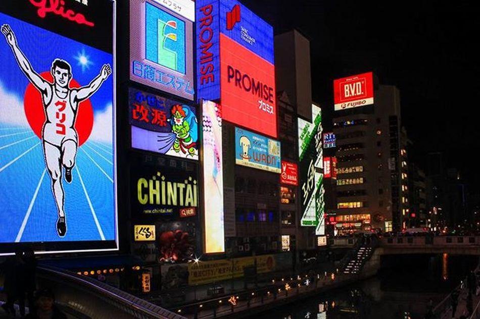 🏃 온종일 달리는 글리코맨, 이번 방학은 같이 달리자! 도톤보리 일본 오사카 난바 신사이바시 에비스바시 글리코맨 일본여행 오사카여행 여행스타그램 여행사진 스타벅스 빈카메라 Follow Followme Follow4follow Dōtonbori Japan OSAKA Namba Travel Dotombori 道頓堀 Bincamera