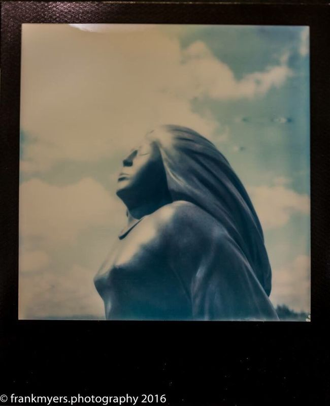 New Mexico Desert Landscape Sculpture Impossible Project