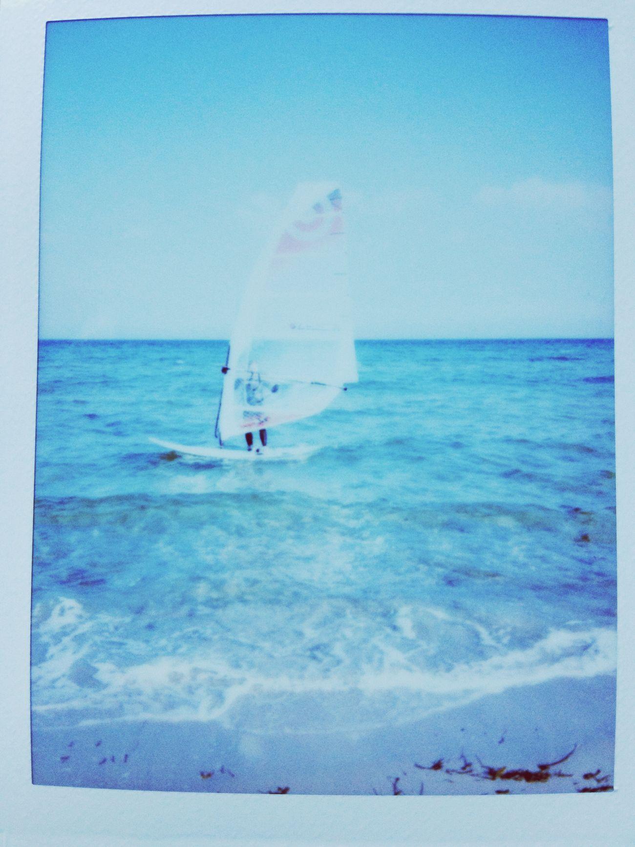 My Man Surfing Sea I Sit Rette Element
