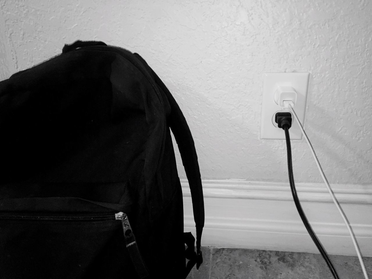 No People Outdoors Day Close-up Backpack Wall Charger Plug Outlet Break The Mold EyeEmNewHere