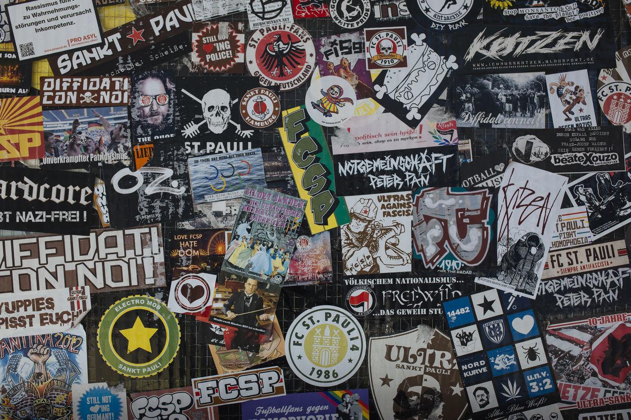 Color Colorful Hamburg Hamburgmeineperle St.Pauli Sticker Stickers Text Kiez Hamburg Streetphotography Street Photography Streetphotography Stickerart
