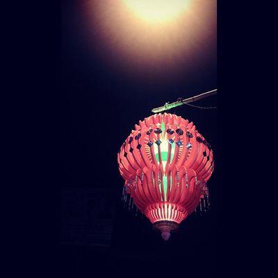 Happy Diwali, Pune! Lanterns Lights