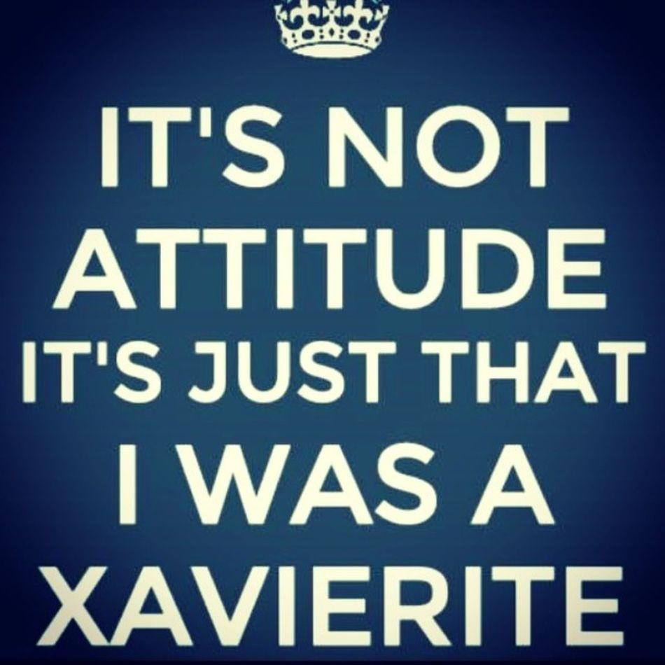TrueXavierite ?✌?