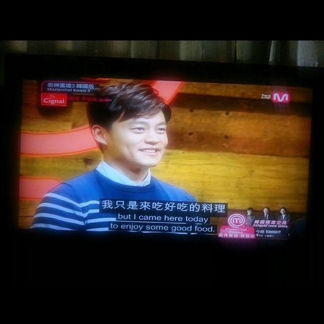 waah si crush LeeSeoJin pala ang guest sa MasterchefKorea3 . Happy