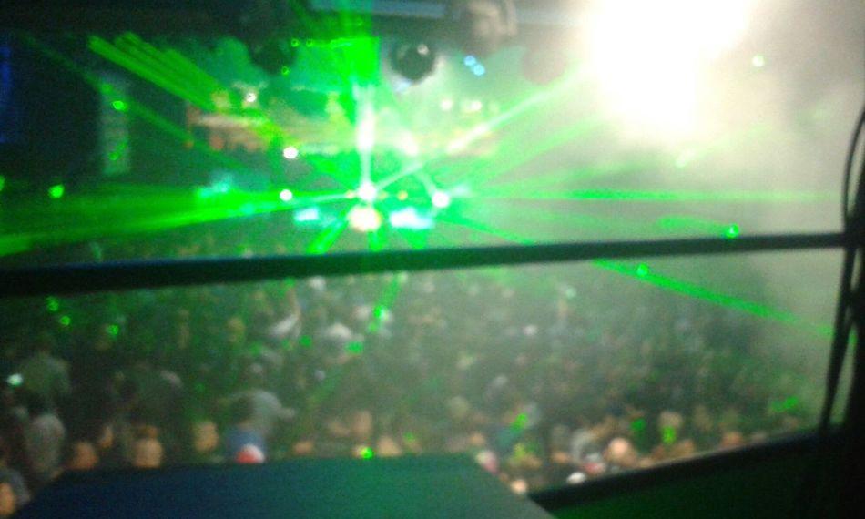 Laser Pary Laser Rave Nigth  Nighclub Tecno Grewn
