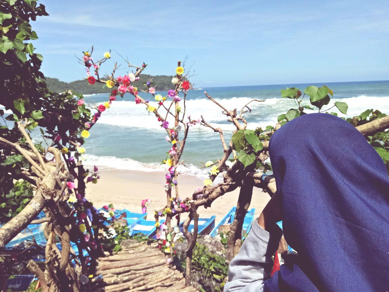 Flowers Sea Beach Water Outdoors Daytime Wonderful Wonderfulindonesia