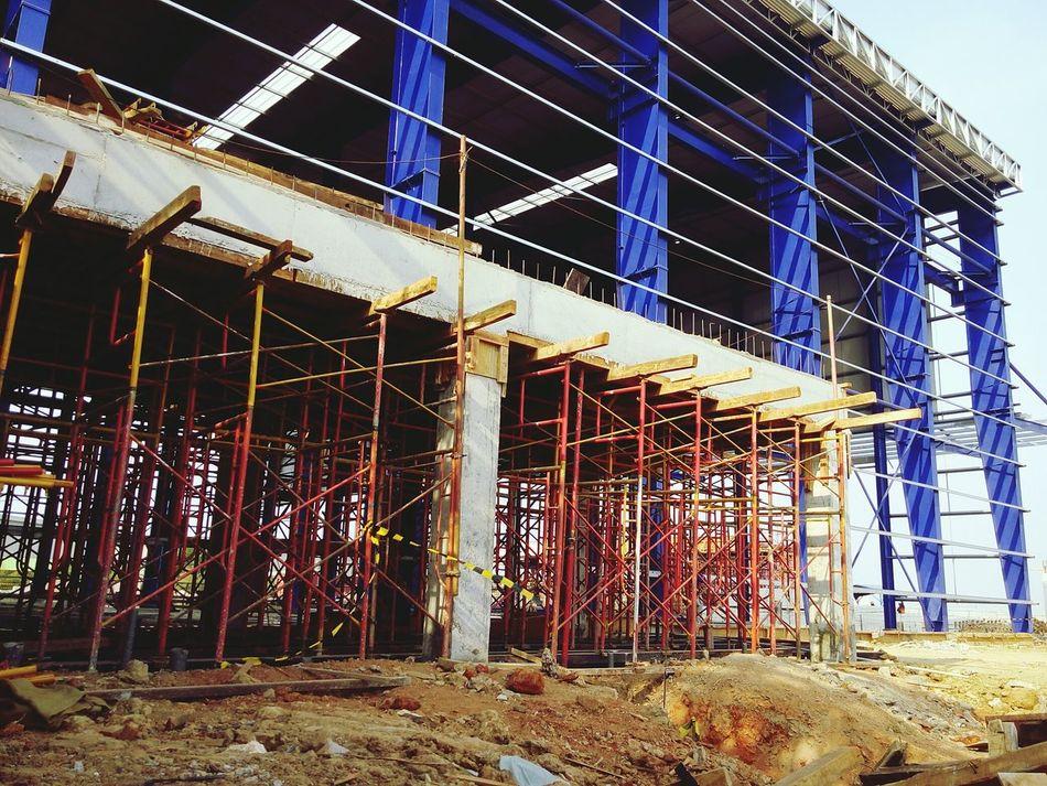 Office west side. Tetra Pak New Factory Project. Tetrapaknewfactoryproject Contructionwork Contractor Newbuilding Urban Landscape