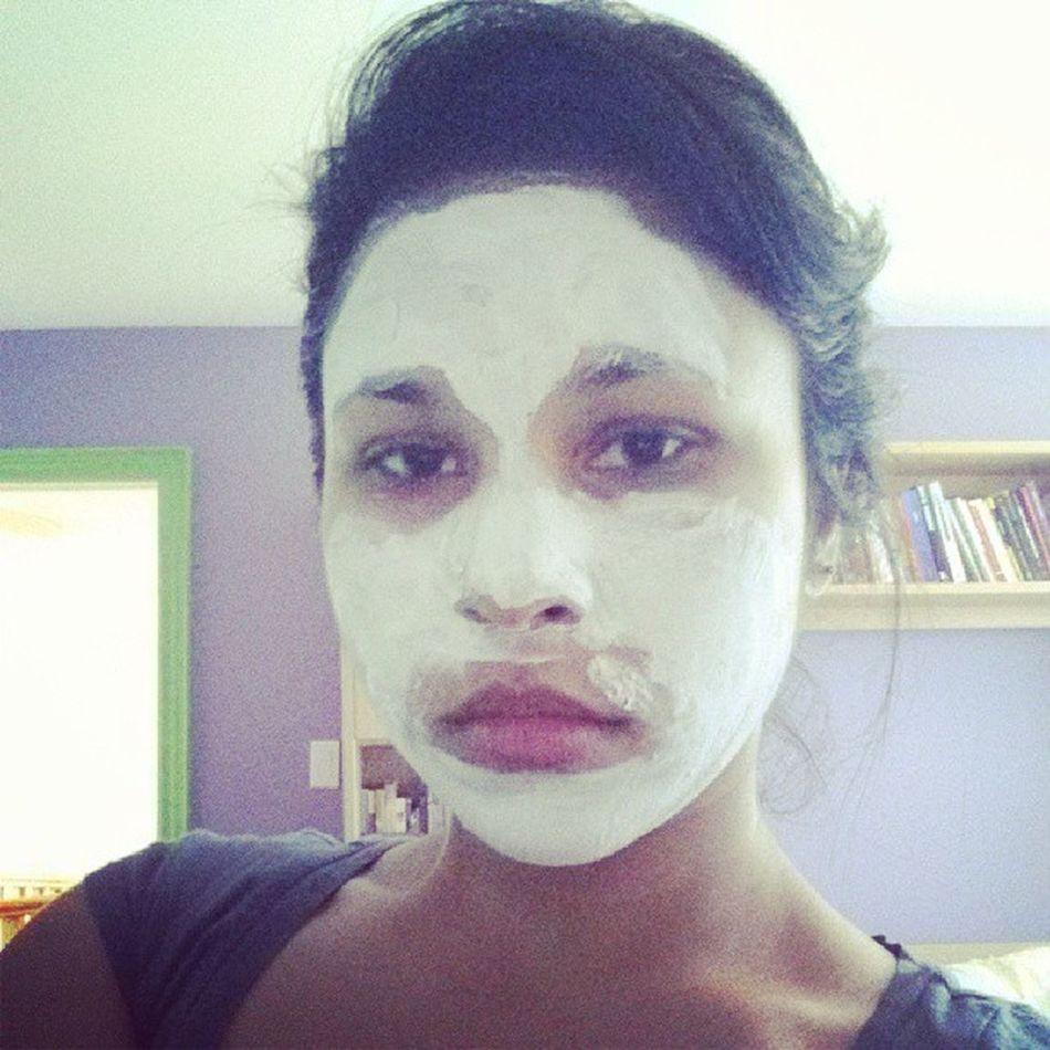 Skin therapy. Masquedthursday