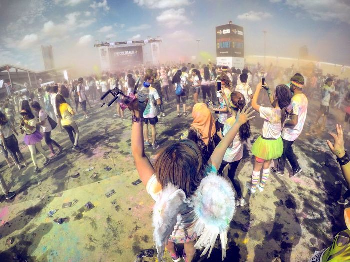 Seeing The Sights ColorRun Likeacoolkid Capture The Moment EyeEm Best Shots Streetphotography The Human Condition