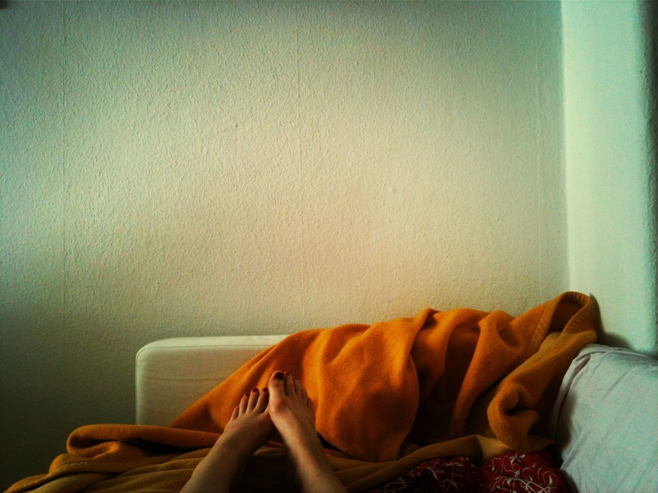 Siesta What Does Peace Look Like To You? Peaceful Evening Orange By Motorola