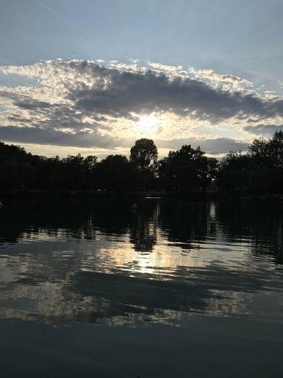 Water Lake Abbruzzo