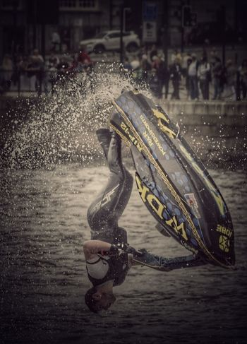 Jetski Hanging Out Taking Photos Check This Out Relaxing Albert Dock Liverpool, England The Adventure Club