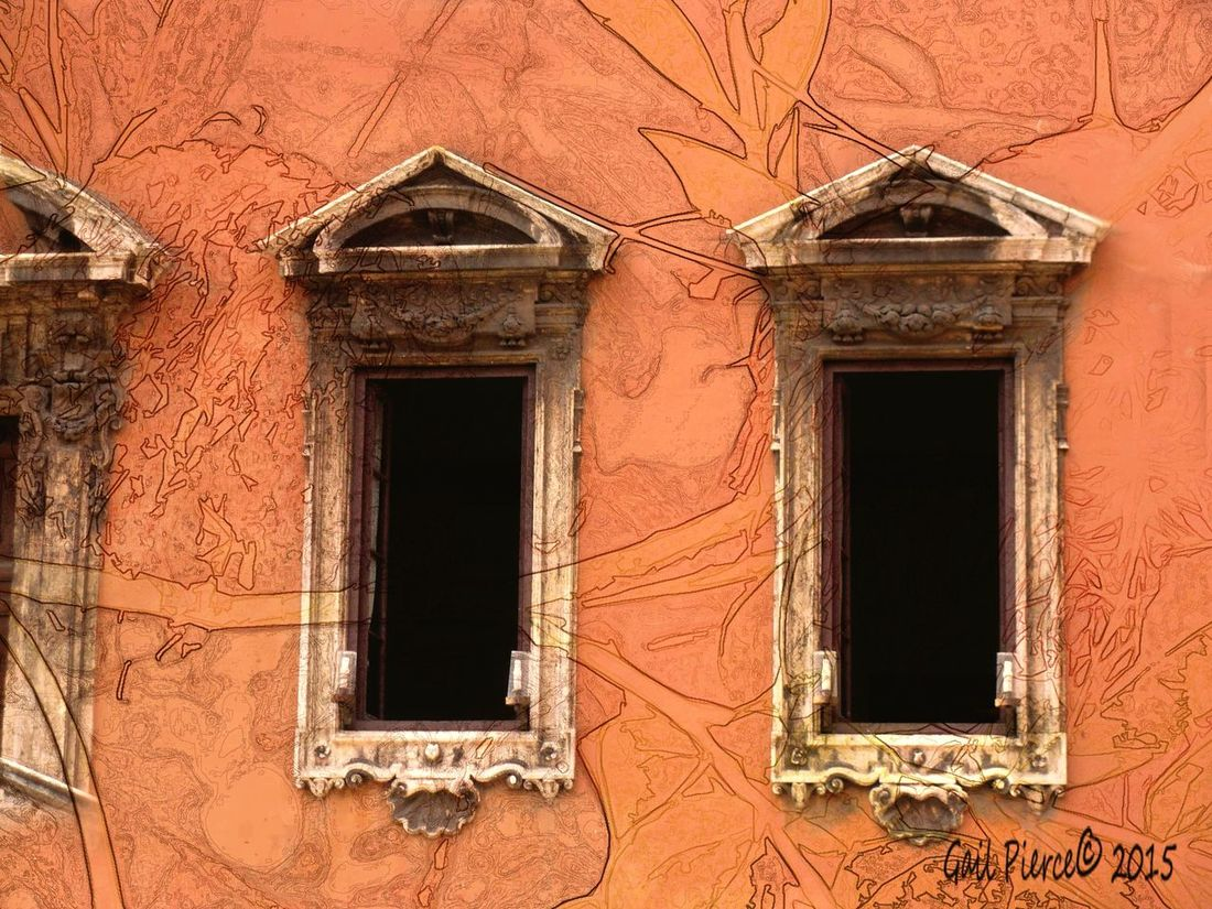 Venice, Italy. From My Point Of View Photo Art Digital Expressionism Blended Images,