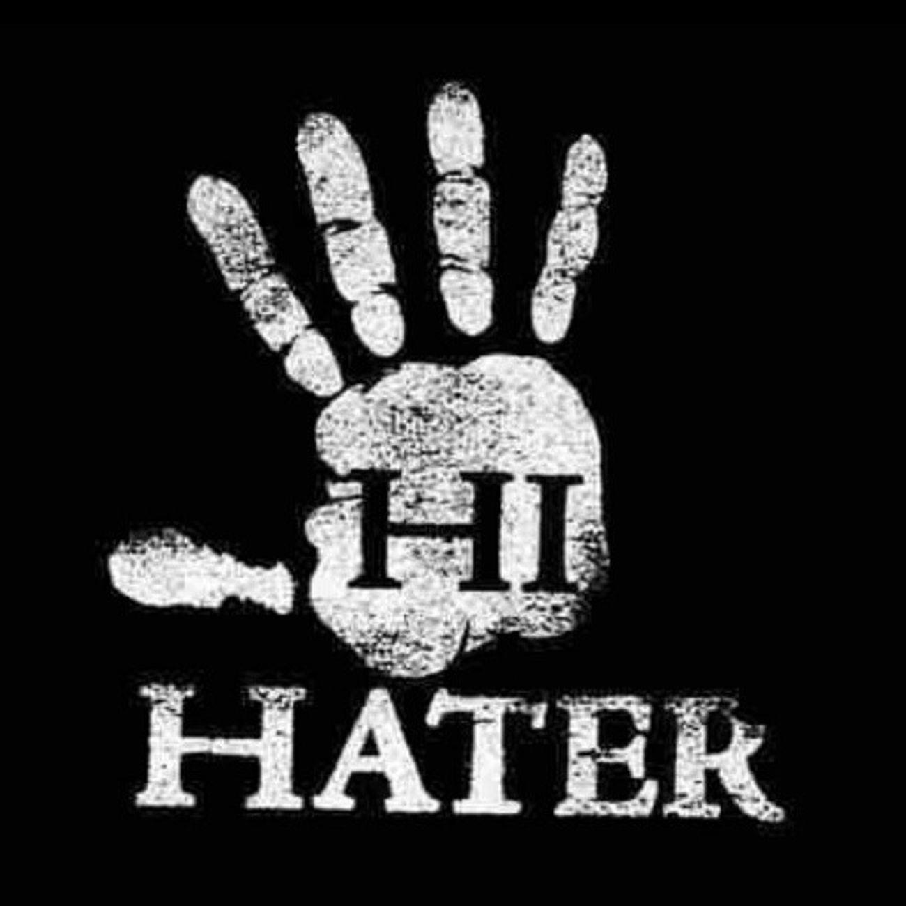 Hey yall GM...... Hihaters