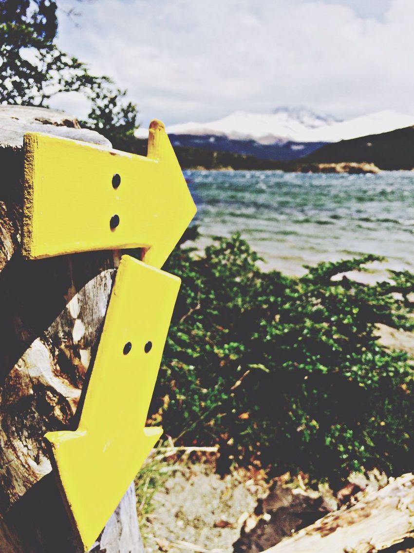 Walking Lake Travel Mountain Goat