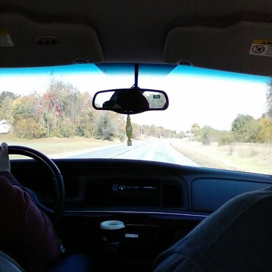On the road to Midland!