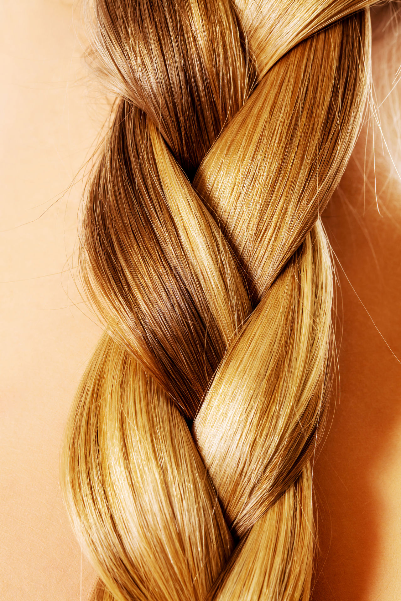 Blonde Braid Braided Hair Full Frame Hairs Hairstyle Long Woman