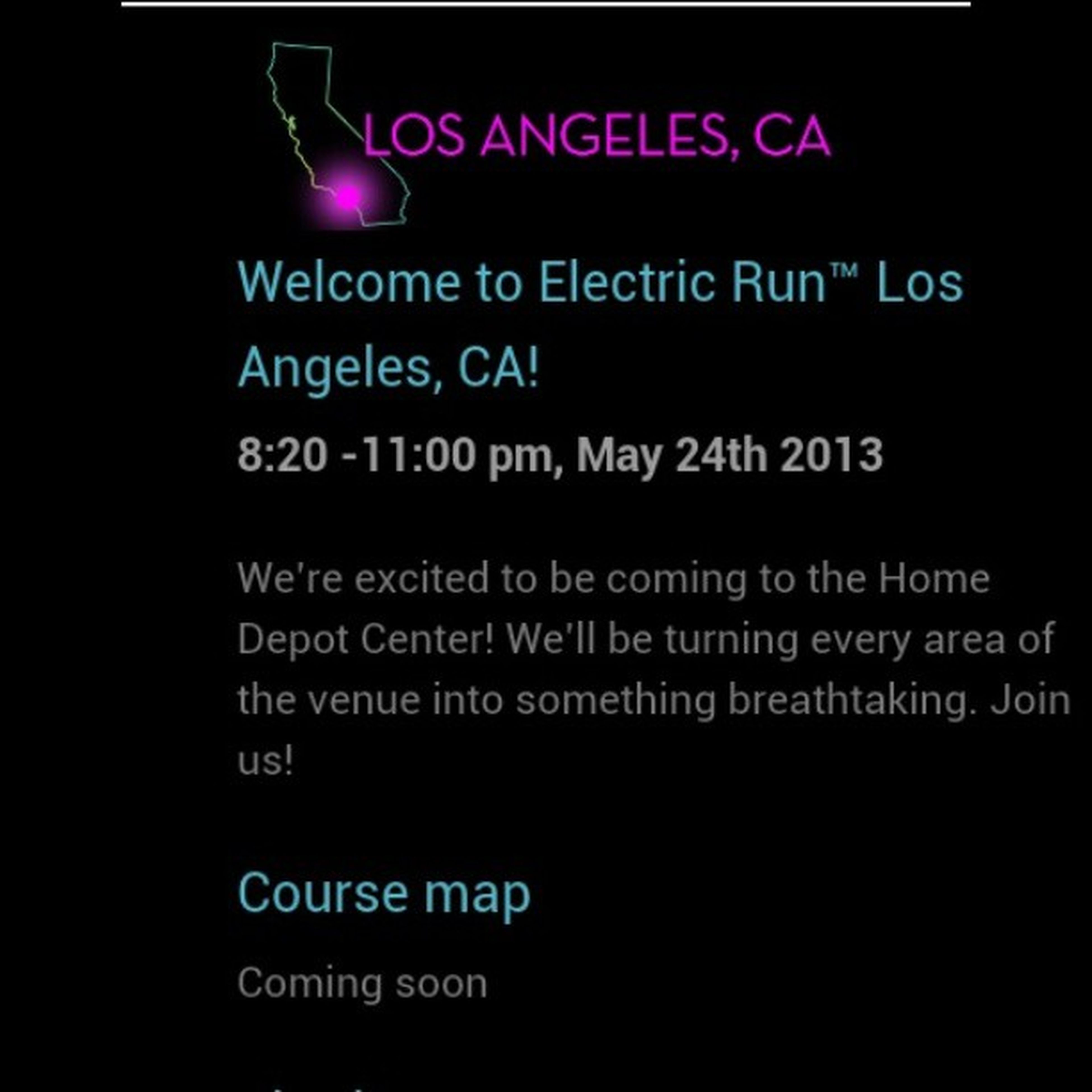 I'm going for sure!! My first 5K run I'm stoked to do this :D @electricrun Electricrun Readyforthat Itsgoingtobeanightthatiwillneverforget May24 @peaceloveramos are you down for it @thenamesgio?? Anyone else wants to come their more than welcome to join let me know if your interested so you can join ny team when I sign up