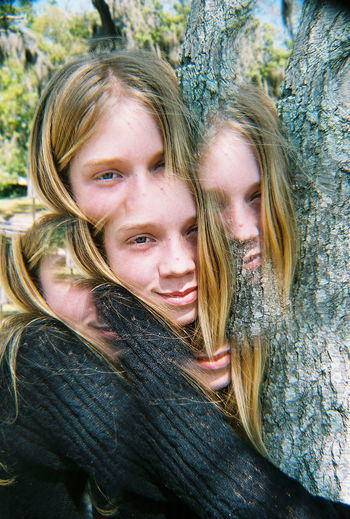 #Braces  #loveatree #teenagelaughter #teenager #treeclimbing #treehugger Braces Looking At Camera Love A Tree Teenage Laughter Teenager Tree Climbing Treehugger Young Women Telling Stories Differently Uniqueness
