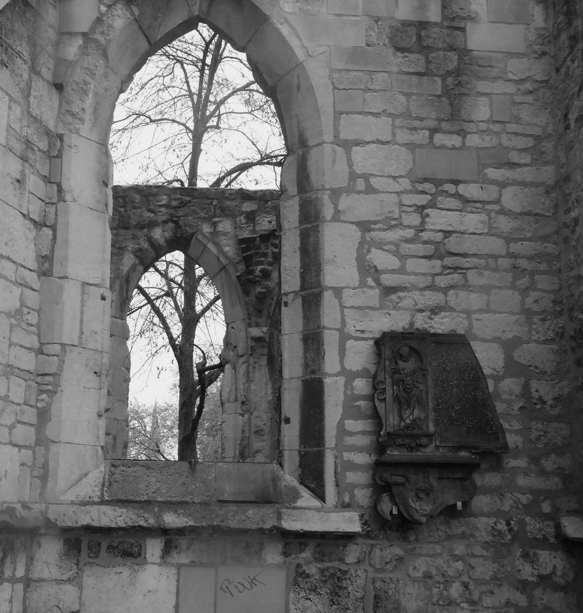 Beauty On Rainy Days Black & White Black And White Collection  Black And White Photography For My Friends 😍😘🎁 History Love Ruins My Favorite Building In Town Old Ruin Oldest Building In Town Ruined Building