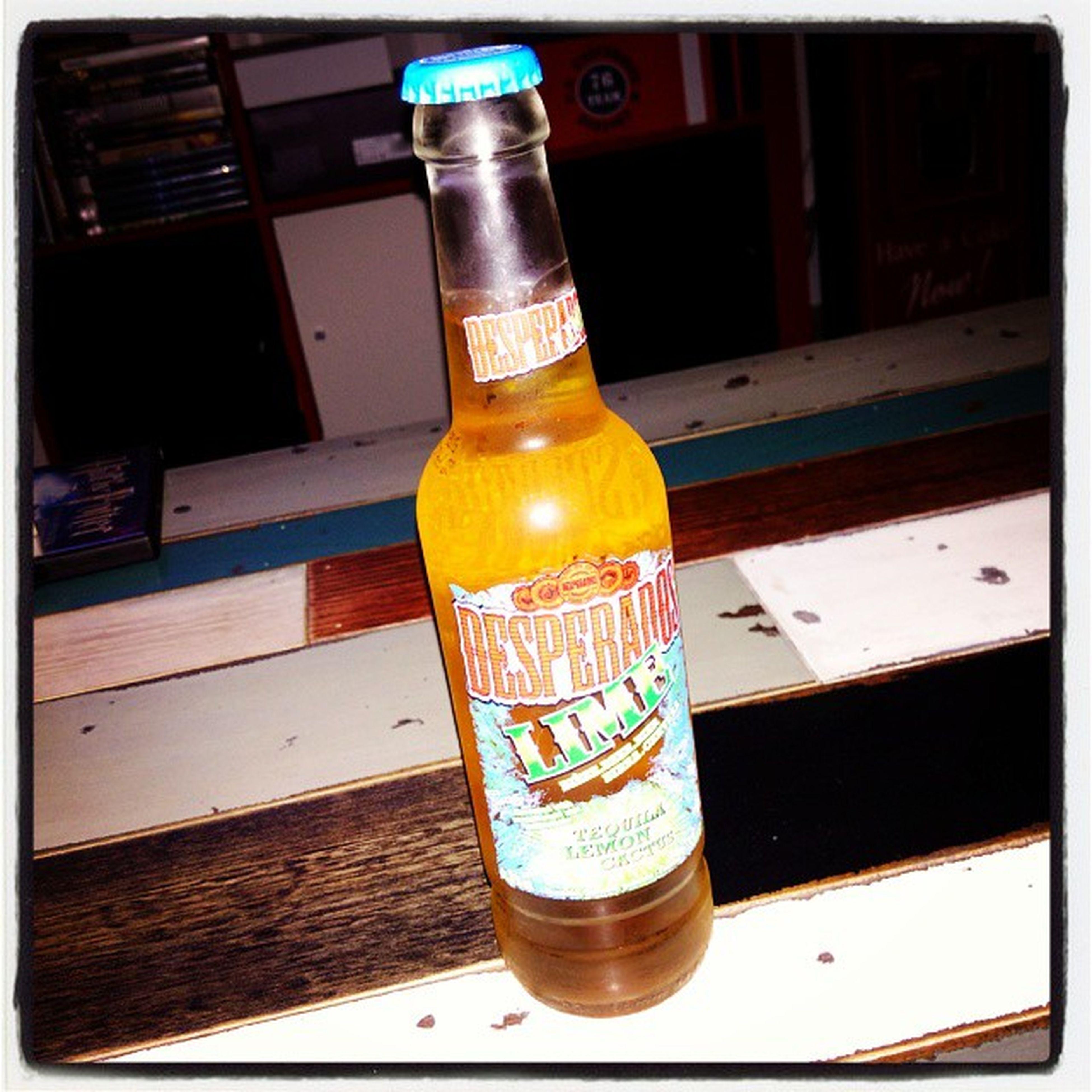 Dernière avant réapprovisionnement 🍺 Desparados Lime Desperadoslime Tequila cactus drink boisson