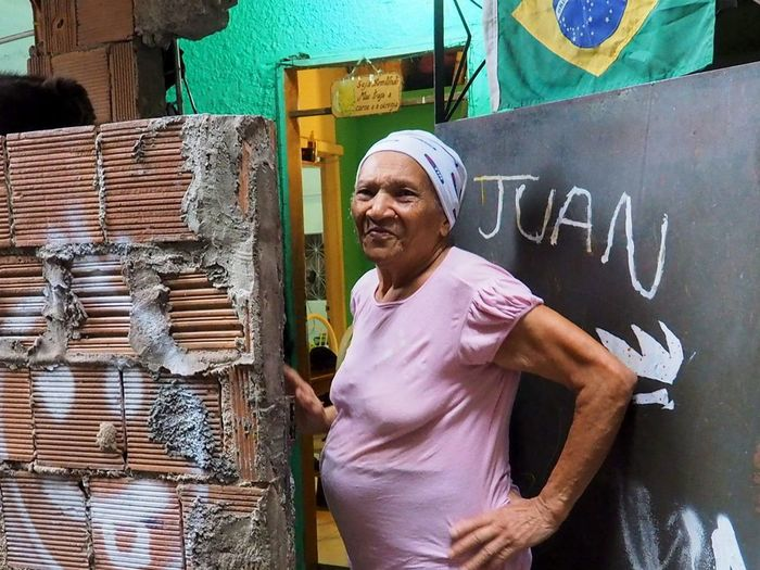 Adult Portrait People Real Life Favelas Favelabrazil Brasil Real People One Person Lifestyles EyeEmNewHere The Week On EyeEm