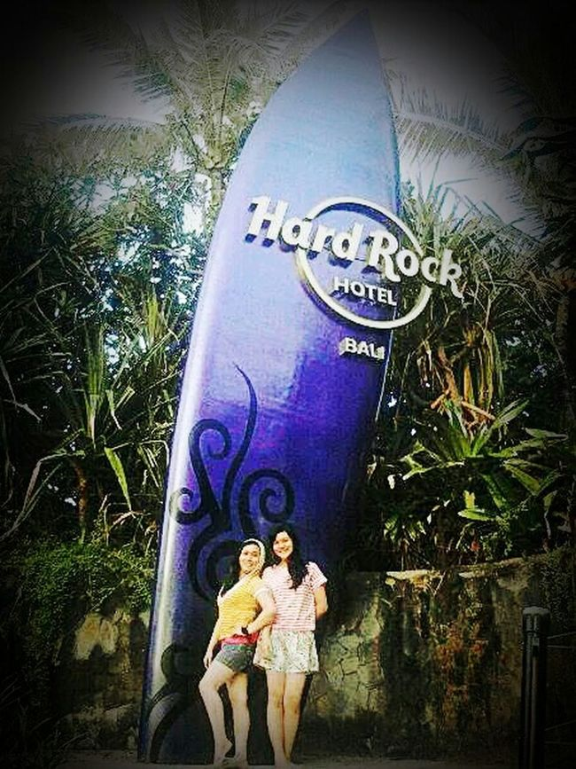 Hard Rock Kuta Bali Bali Sunset Siluet Beach Amazing View Traveling I Love BALI