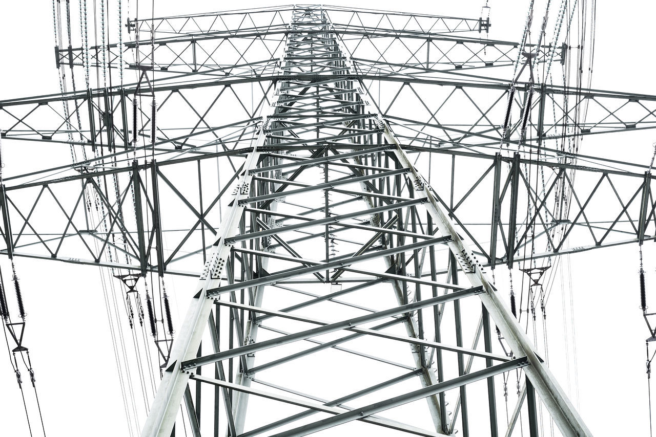 power supply Abstract Below Business Finance And Industry Cable Clear Sky Concentric Connection Day Electricity  Electricity Pylon Fuel And Power Generation Girder Global Communications Grid Hanging High Voltage Sign No People Outdoors Power Supply Power Supply Silhouette Sky Symmetry Technology