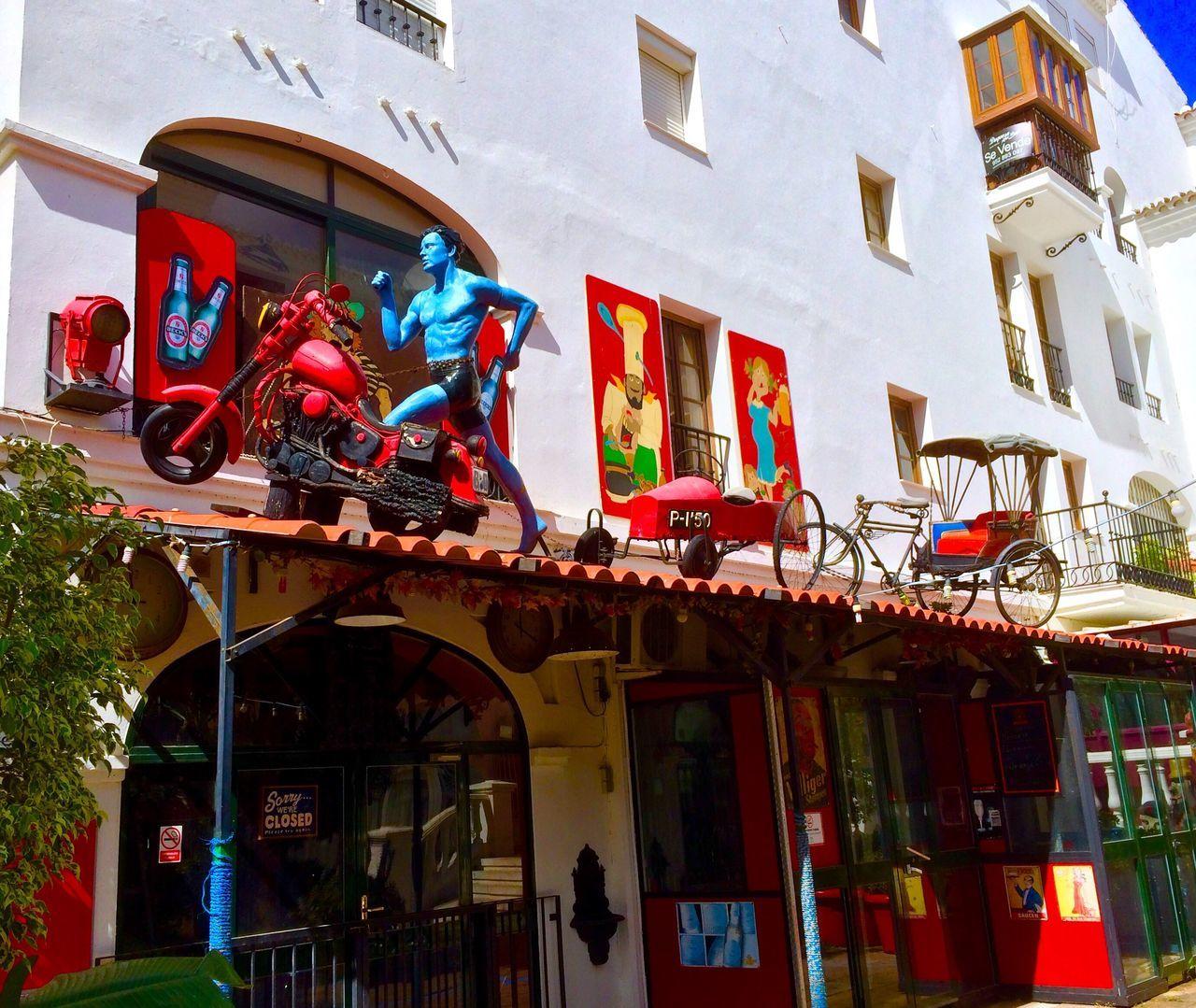Street Art Duquesa SPAIN