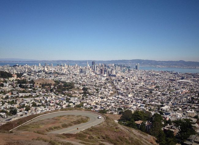 Cityscapes San Francisco Enjoying The View