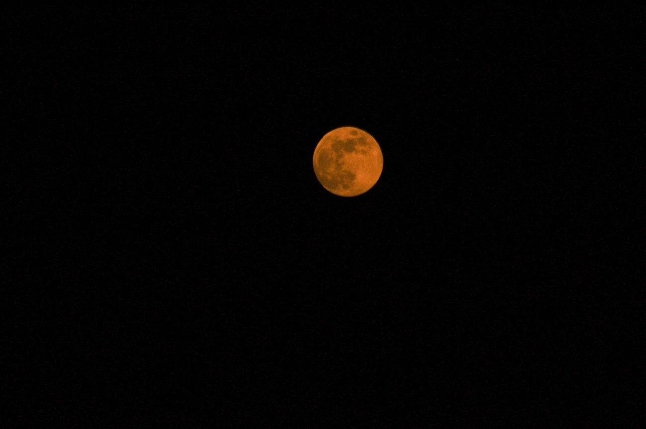 Moon Night Astronomy Moon Surface Clear Sky No People Fullmoon Nofilter