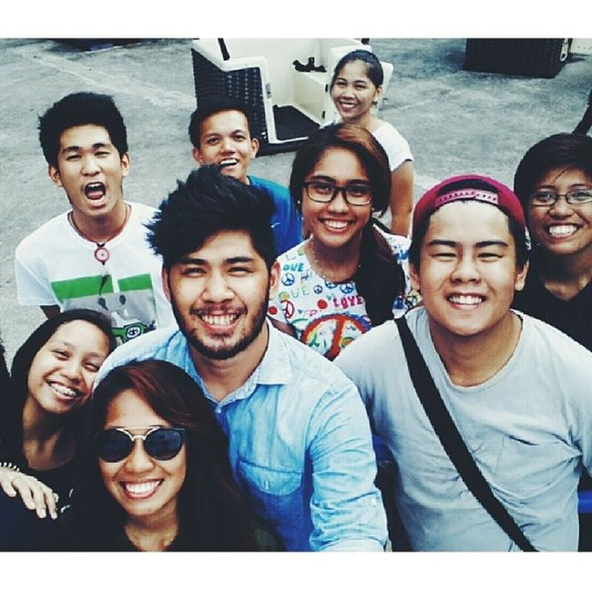 Enchanted Kingdom with cousins! :3 Bondingwithcousins Day3