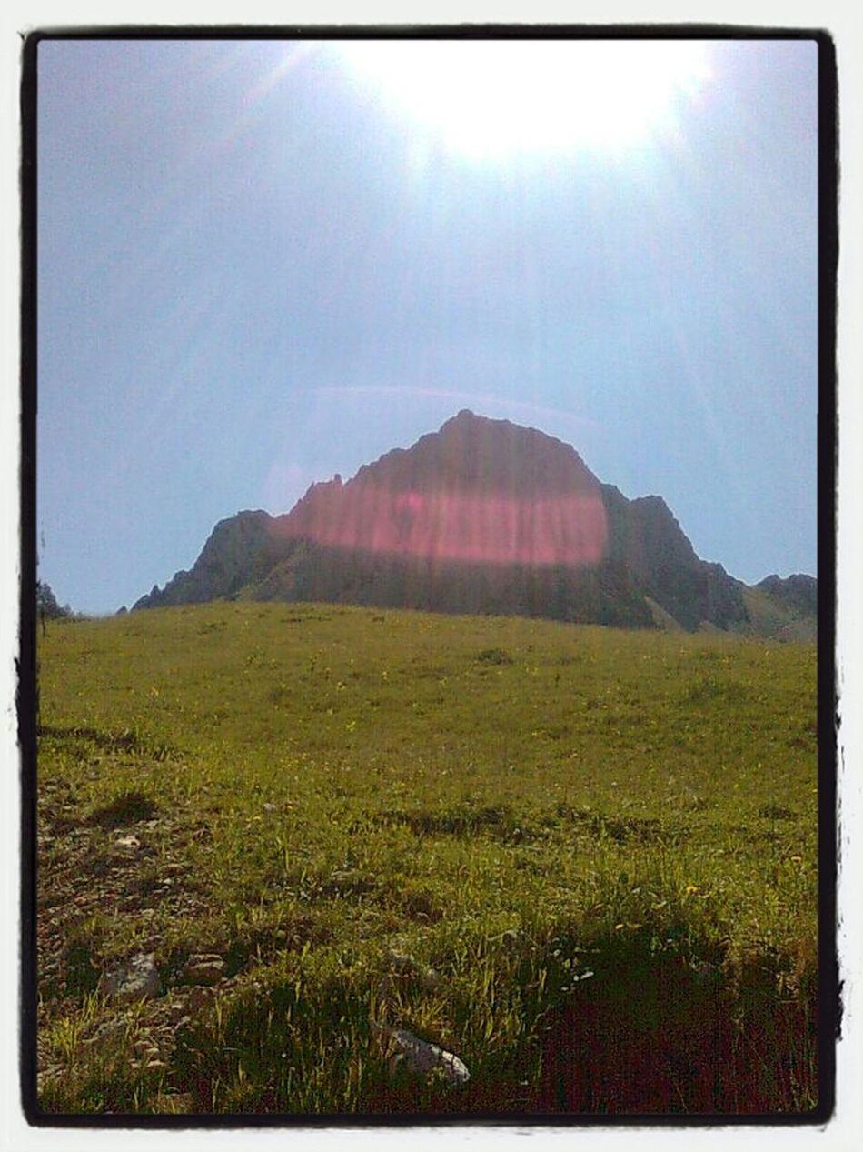 Der Berg Ruft Bielschitza