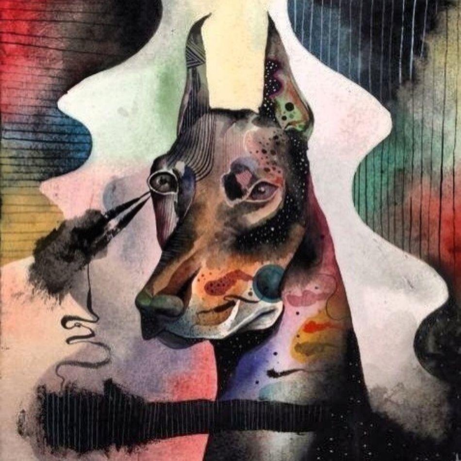 2 Greta 4 her love 4 dogs ... Dogs In Art