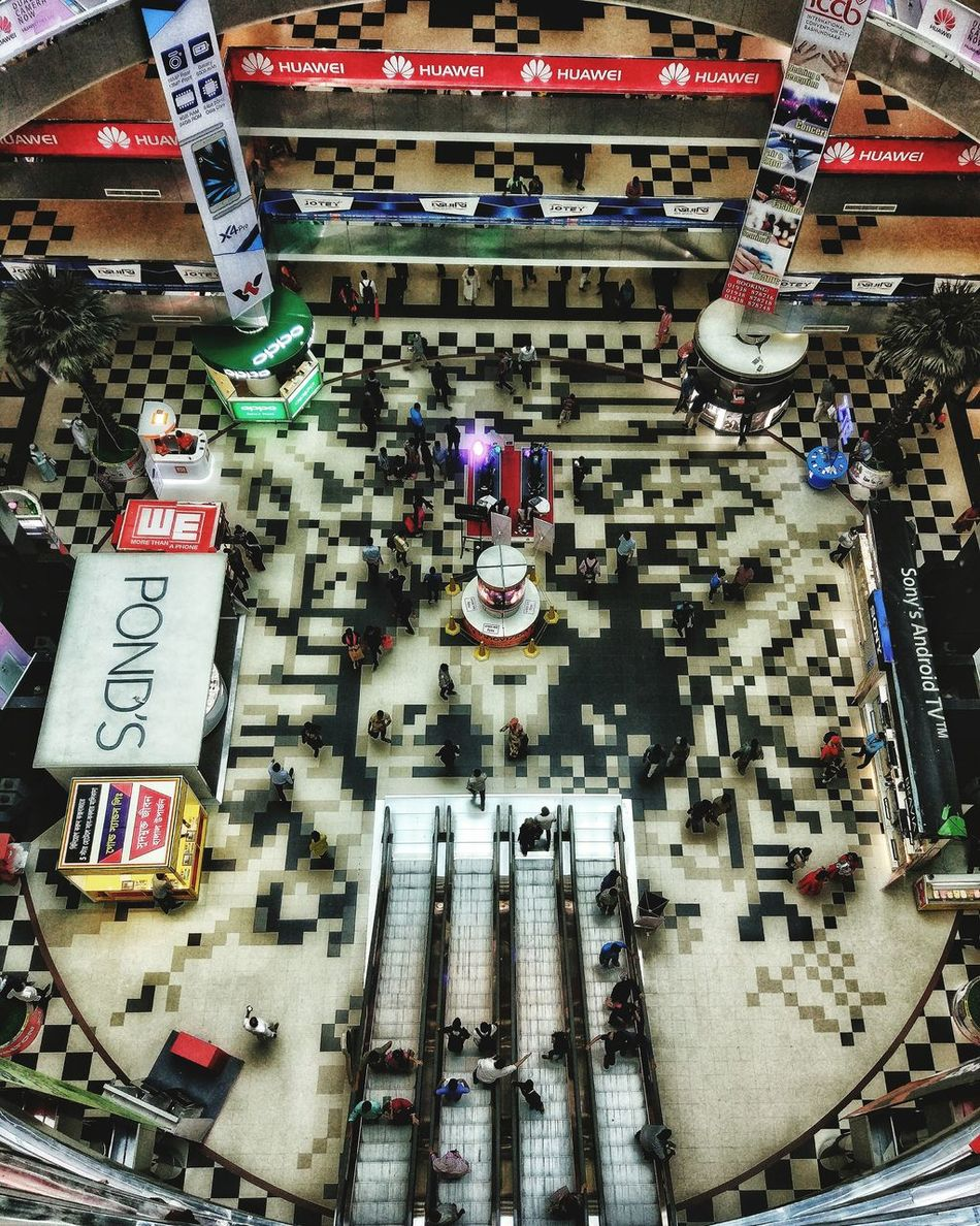 Minicraft People Puzzle  Pixel Crafts Large Group Of Objects Summer ☀ EyeEmNewHere EyeEm Diversity