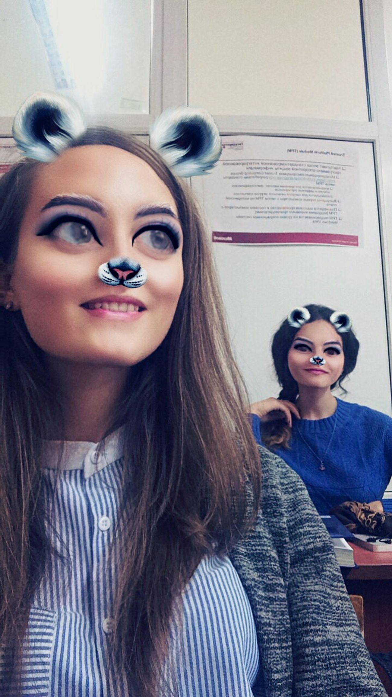 Young Women Eyeglasses  Lifestyles Selfie Snapchat VSCO Beauty Girls Funny Lesson University Cute Smiling Russian Girl Beautiful People