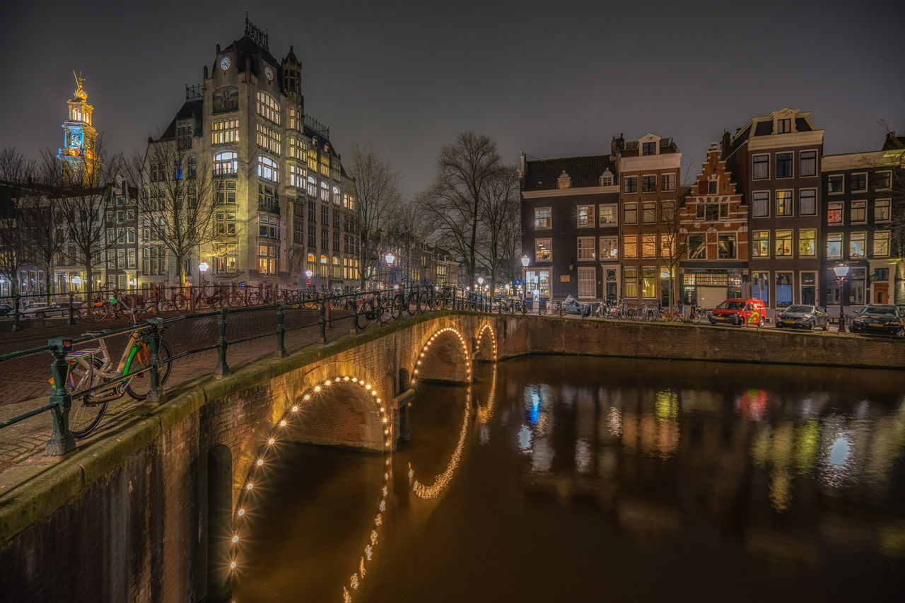 Architecture City Keizersgracht Your Amsterdam Cities At Night