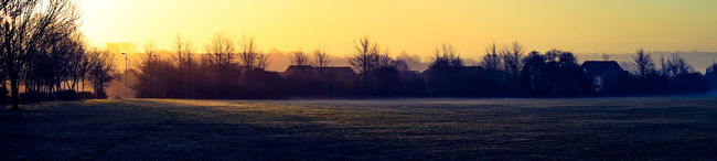 Winter Sunrise over the beautiful town of Andover, Hampshire, England. The morning fog and frost lighting up the scene as the new day begins Photooftheday Hampshire  Andover Sunrise Winter Beautiful Christiannicelphotography Morning Sky