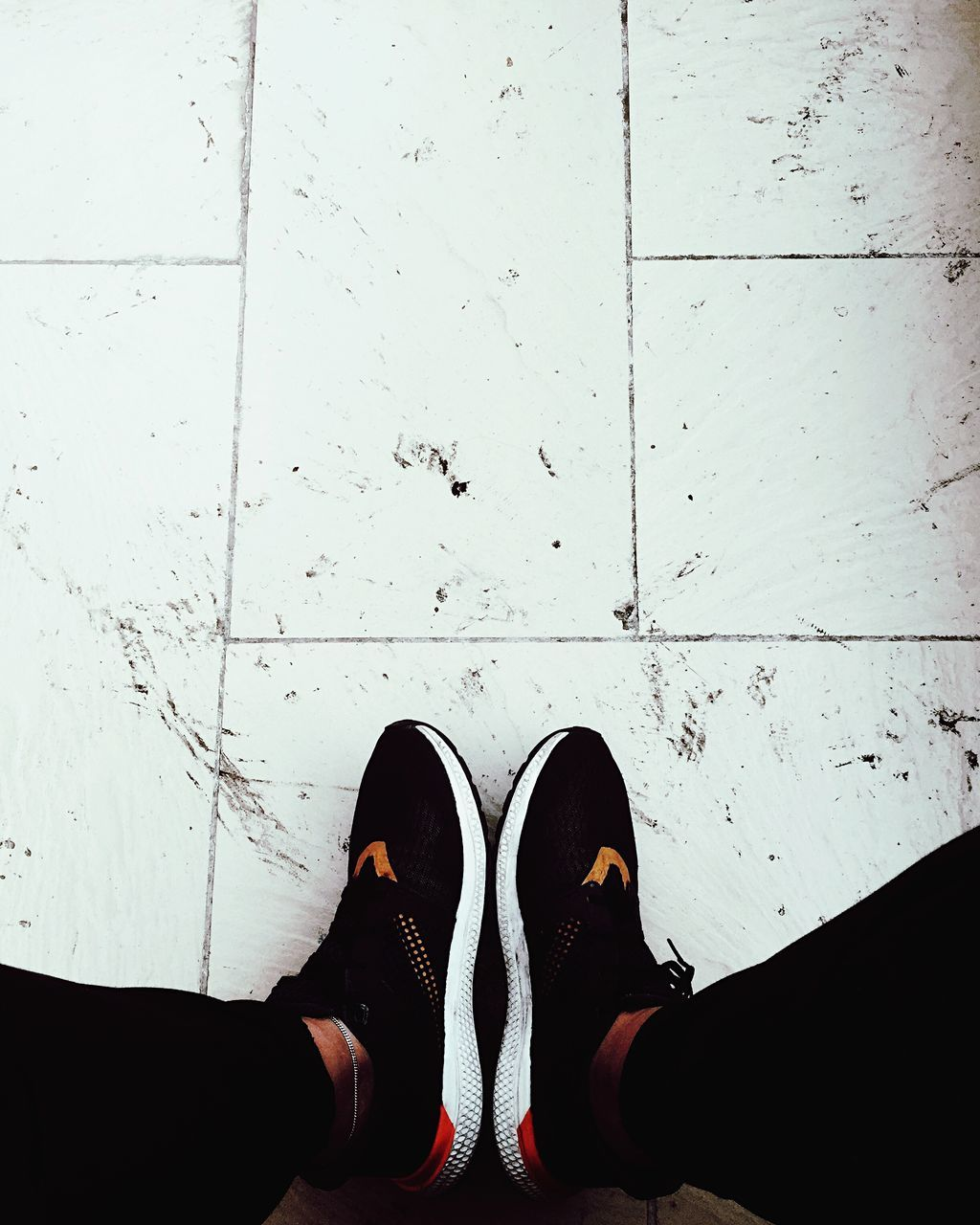 shoe, low section, human leg, standing, one person, human body part, pair, close-up, real people, outdoors, men, day, people